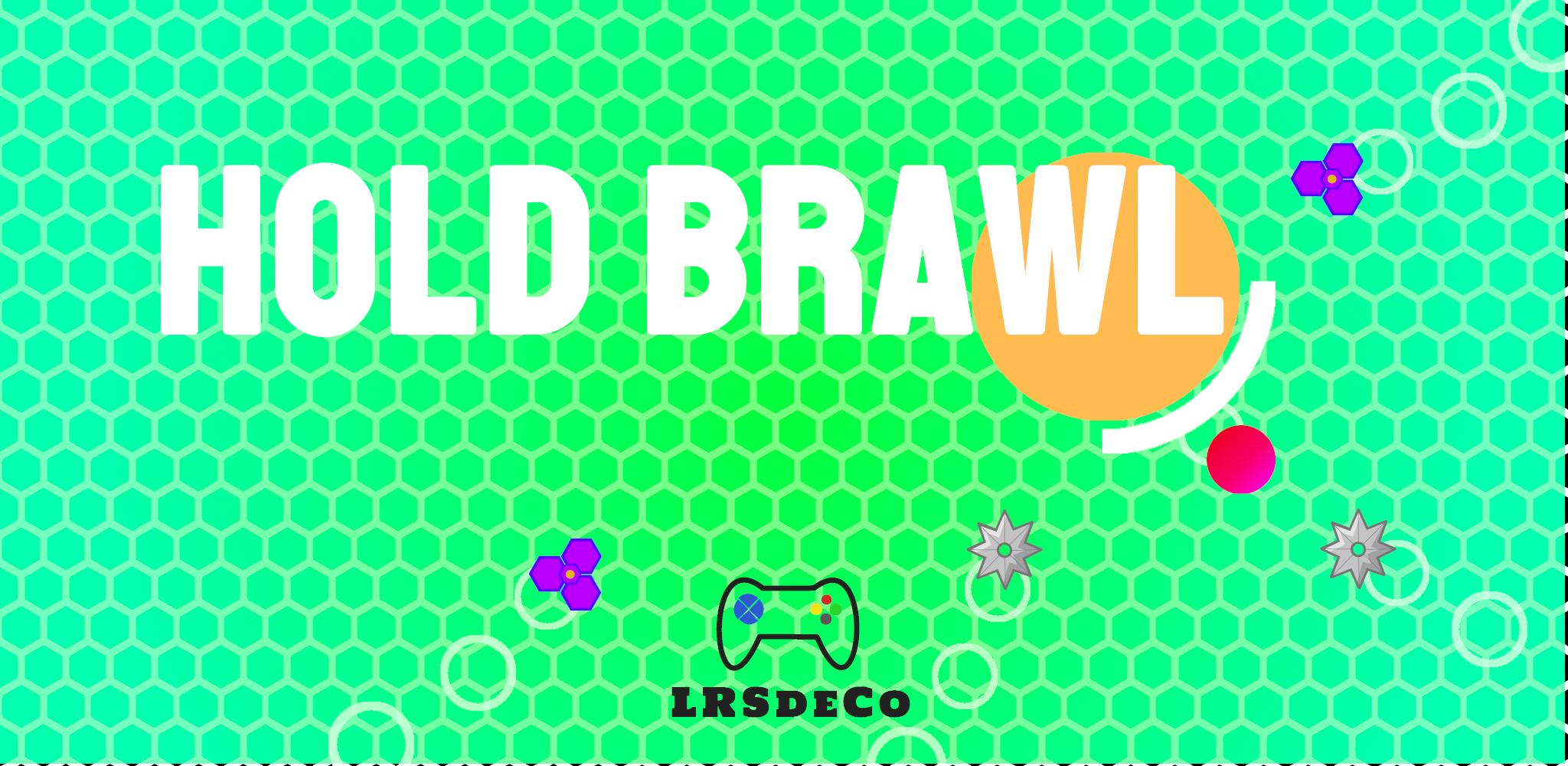 Hold Brawl - Super Balls banner