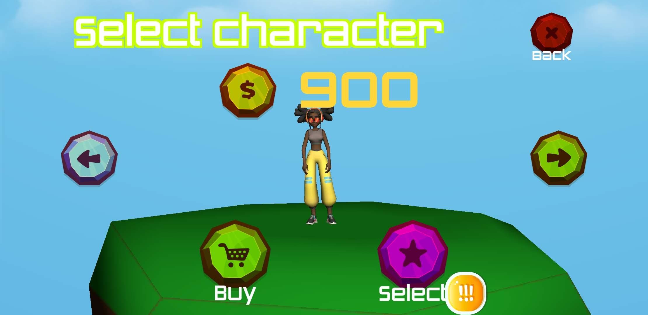 Jay Jump Character